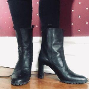 Michael Kors Italian High Heel Boots-also in tan!